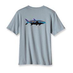 Patagonia Men's Tarpon Fitz Roy T-Shirt