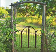 Garden Trellis, Garden Gates, Garden Art, Garden Structures, Outdoor Structures, Porte Cochere, Magnolia Pearl, Sweet Magnolia, Garden Cottage