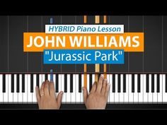 "How To Play ""Jurassic Park Main Theme"" by John Williams 