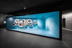 of Zhang Zhidong in Wuhan - Stones Design Lab.C -Museum of Zhang Zhidong in Wuhan - Stones Design Lab. Ppt Design, Design Lab, Design Room, Food Design, Design Studio, Museum Exhibition Design, Exhibition Stall, Exhibition Display, Design Museum