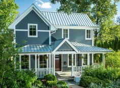 Best Ocean Blue Metal Roof House Siding Ideas Pinterest 400 x 300