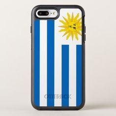 Uruguay OtterBox Symmetry iPhone 8 Plus/7 Plus Case - designs custom gift ideas diy