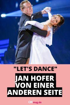 """Bei """"Let's Dance"""" zeigte Ex-""""Tagesschau""""-Sprecher Jan Hofer eine ganz andere Facette von sich. Trotz der Kritik bereut er seine Show-Teilnahme nicht. #janhofer #rtl #ard #letsdance Let's Dance, People, Let It Be, Movie Posters, Movies, Attendance, Films, Film Poster, Film"""
