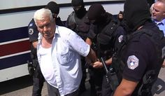"""Serbian People who do not want to """"sell"""" their property and move out of """"kosovo"""" get accused of war crimes and locked away like this man, arrested in accused by his first neighbor, who """"waited for 18 years"""" before going forward with the accusations. Italian Army, What Really Happened, Serbian, Accusations, Crime, War, Shit Happens, History, People"""