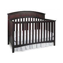 "Graco Charleston Classic 4-in-1 Convertible Crib - Cherry - Graco - Babies ""R"" Us"