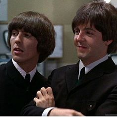 PAUL AND GEORGE MY FAVOURITES