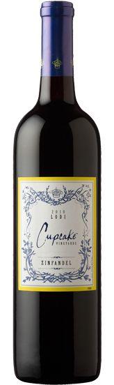 Zinfandel   Cupcake Vineyards Zinfandel   Cupcake Wines