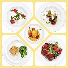 In cucina, come nella vita, ci vuole armonia.  #cambusaligorini #catering #banqueeting #food #elegance #chic