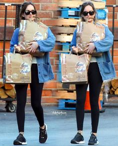"510 Me gusta, 6 comentarios - Dakota Johnson Info (@dakotajohnsoninfo) en Instagram: ""NEW | Dakota leaving the Bristol Farms supermarket after her dance class in Los Angeles, United…"""
