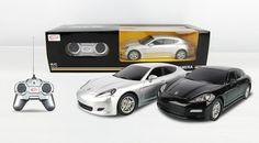 Радиоуправляемая машинка «Porsche Panamera»