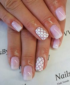 French nails by VV