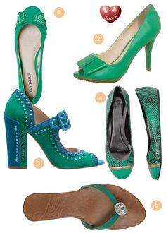 Verde Esmeralda - Emerald Green