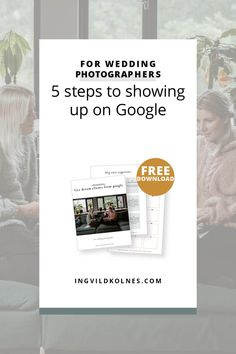 Your photography business and website can be the best around, but if the content on your page doesn't contain keywords that your ideal clients are using when they search on Google, then they probably won't find you. I have listed 5 steps to showing up on Google for your photography business. #businesstips #seotips #businesstools #seo #weddingphotographers #photographertools #websitetips #smallbusinesstools #websiteseo Business Tips, Online Business, Get Educated, Seo Tips, Make More Money, Photography Business, Social Media Tips, Self Development, Finding Yourself
