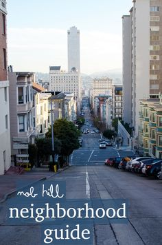 Looking for something to do in #SanFrancisco? Check out this Nob Hill San Francisco Neighborhood Guide!