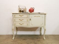 Vintage Kommode // vintage sideboard by mr-and-mrs-who via DaWanda.com