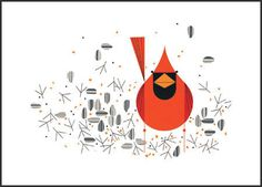 Kalamazoo Nature Center Uses Artist Charley Harper To Bring