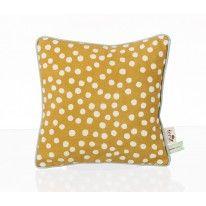 Ferm Living Dots (Curry) Pillow