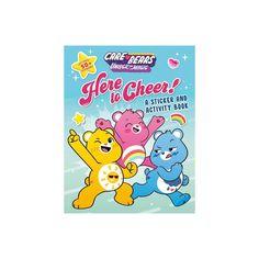 Funshine Bear, Care Bears, Birthday Wishlist, Silver Lining, Book Authors, Book Activities, Childrens Books, Cheer, Fill