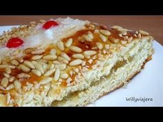 COCA DE SAN JUAN DE CABELLO DE ÁNGEL French Toast, Pie, Bread, Breakfast, Paninis, Youtube, Desserts, Empanadas, Angel