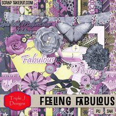 Feeling Fabulous by Triple J Designs