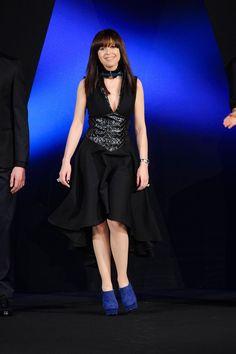 36 photos of Fatima Lopes at Paris Fashion Week Fall 2013.