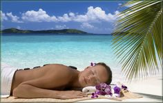 Massages offered: stress relief, hot stone massage, body treatments, bamboo therapy and more. Spa Massage, Stone Massage, Meditation, Body Treatments, Yin Yoga, Photos Of Women, Stress Relief, Caribbean, Relax