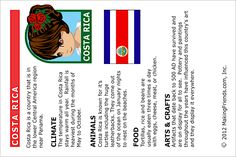 Girl Scout Brownies, A World of Girls Journey: Costa Rica