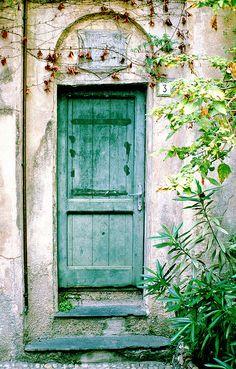 Portofino, Liguria, Italy I want to find this door. Let's go!