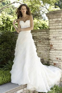 Watters Brides Loren Corset