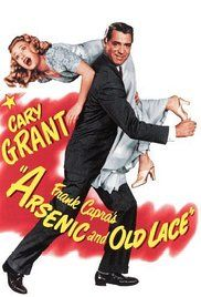 Arsenic and Old Lace Poster