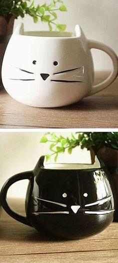 Kitty Cat Mug >❤︎<