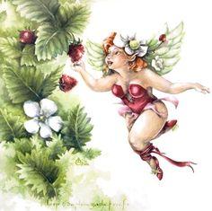 SciFi and Fantasy Art Gourmande... by Delphine Gache