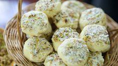 Poh's pistacchio shortbreads