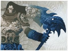Darksiders Death by chriss2d