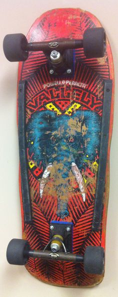 Mike Vallely Elephant Powell Peralta