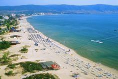 Sunny Beach, Bulgaria #beach #blacksea #bulgaria