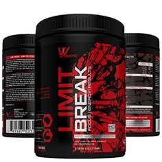 Limit Break VitaVend Pre Workout Supplement Powder 60 Servings * Check this awesome product by going to the affiliate link Amazon.com at the image.