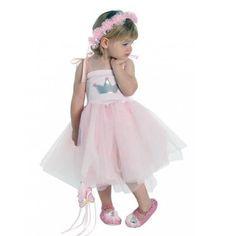 Prinsessenjurk Rosa - Trullala www.laluzz.nl
