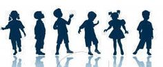silhouette of  kids | Prince George's County Public Schools