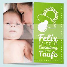taufeinladungen: neugier | babykarten-taufeinladungen ideen und, Einladung