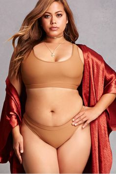 84ecfd4eb9 Cool News! Nünude is Available in Plus Sizes Exclusively at Forever 21