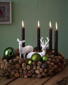 Salzteig Weihnachten U2013 40 Deko Ideen Und Anleitungen | Weihnachten *  Silvester * DIY Deko Ideen | Pinterest | Winter