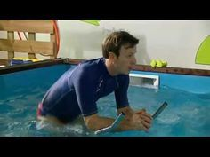 Aquabike Crescendeau - YouTube