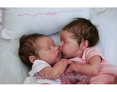 Irresistables is an online business that provides finished dolls, doll kits, and reborn supplies. Reborn Baby Dolls Twins, Bb Reborn, Reborn Doll Kits, Newborn Baby Dolls, Life Like Babies, Real Life Baby Dolls, Silicone Reborn Babies, Silicone Baby Dolls, Realistic Baby Dolls