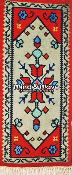 Kilim,Size:200*75cm,Material:100%wool,About it:Chiprovski kilim , bulgaria , this kilim is wool on cotton.