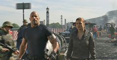 Fast  Furious 6: Vin Diesel and Dwayne Johnson cars, planes  tanks in the new TV Spot