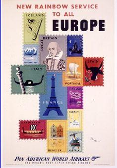 Europe - Pan Am