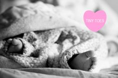 Baby | Photography ideas | Tiny Toes | Different Angles