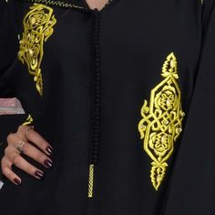 Moroccan Dress, Modest Outfits, African Fashion, Brooch, Embroidery, Couture, Womens Fashion, Instagram Posts, Abayas