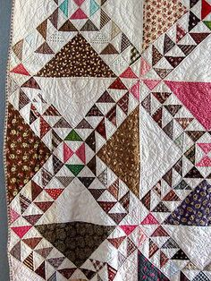 I own this quilt!